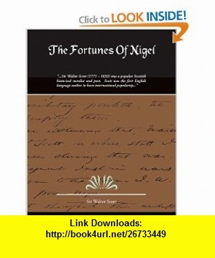 8 best cheap e book images on pinterest books your life and folk the fortunes of nigel 9781438501574 sir walter scott isbn 10 1438501579 fandeluxe Images