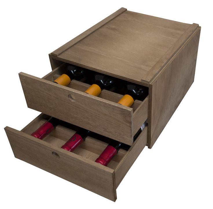 17 best ideas about botelleros de madera on pinterest - Botelleros de vino ...