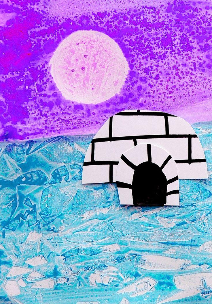 arteascuola: Polar Landscapes