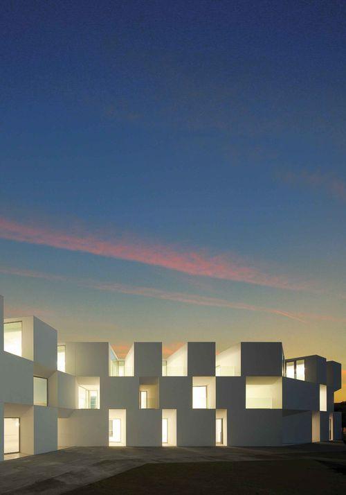 Portugal. Residencias asistidas 2. Foto de FG  SG