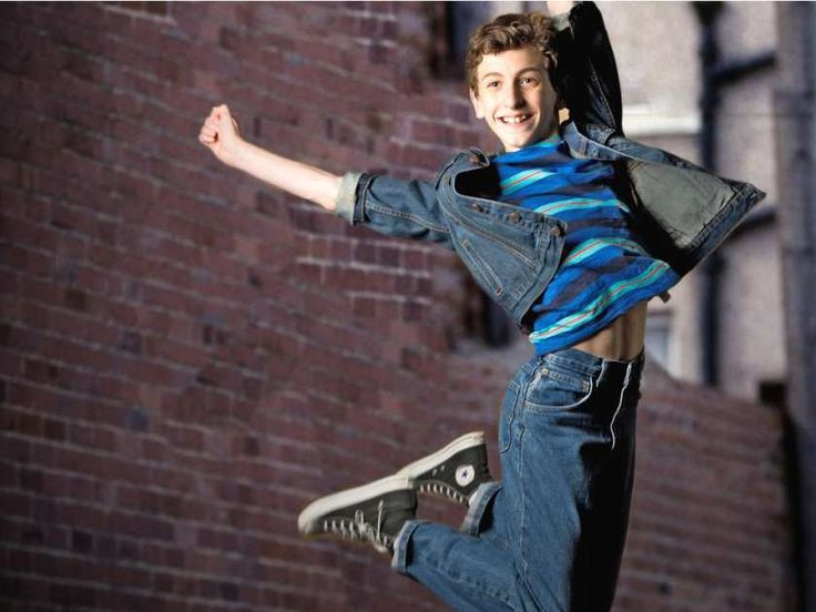 Five reasons to see Billy Elliot at the Arts Club. Nolan Fahey stars as the title character in the Arts Club's production of Billy Elliot.