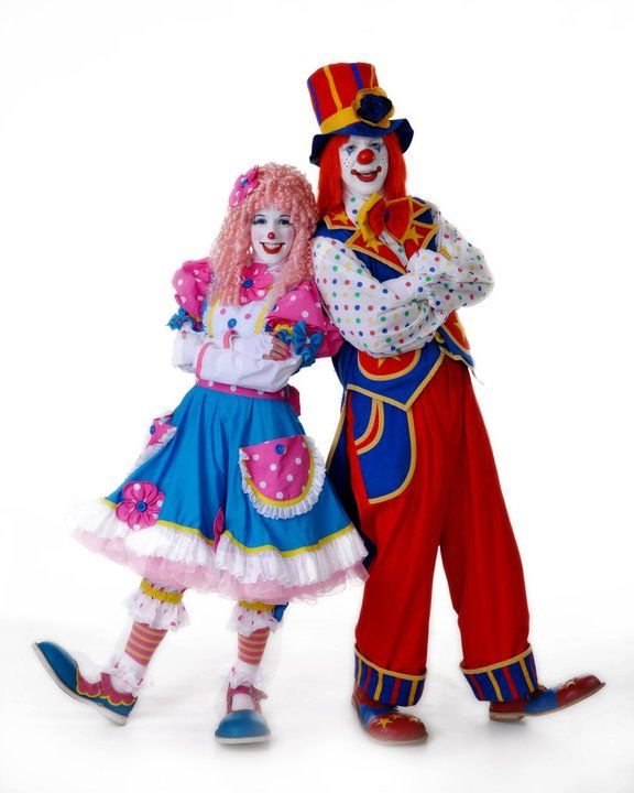 Clowns Picture From Freckles The Clown Facebook Page Fantasias Fantasias Adulto Carnaval