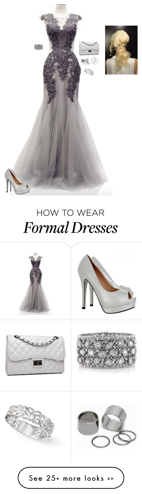 """""""That One Formal Event"""" by hanakdudley on Polyvore"""