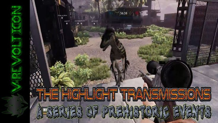 The Highlight Transmissions: A Series Of Prehistoric Events https://www.youtube.com/attribution_link?a=c5cBC0yMn6Y&u=%2Fwatch%3Fv%3DG1Oc4lVyL68%26feature%3Dshare