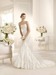 La Sposa Wedding Dresses - Style Denia - this dress is absolutely gorgeous