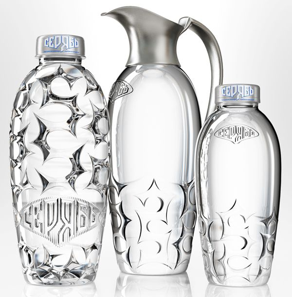 Bottled water, Seryab