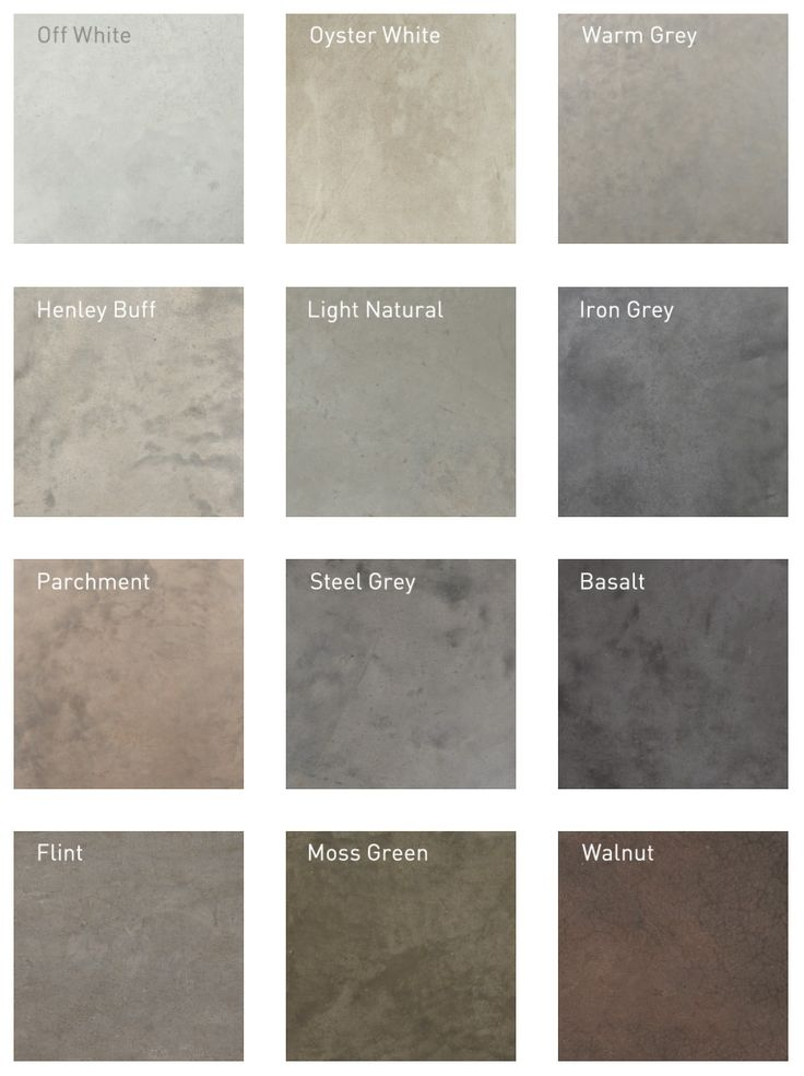polished concrete floor colours - Google Search