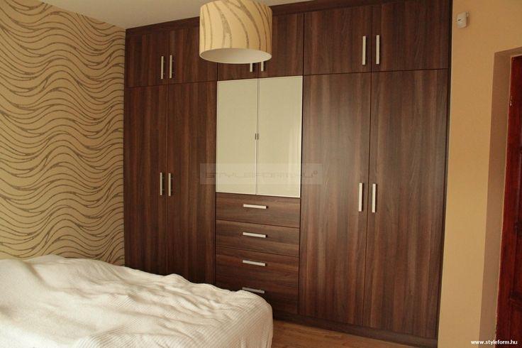 Styleform.hu - Hálószobai beépített szekrény