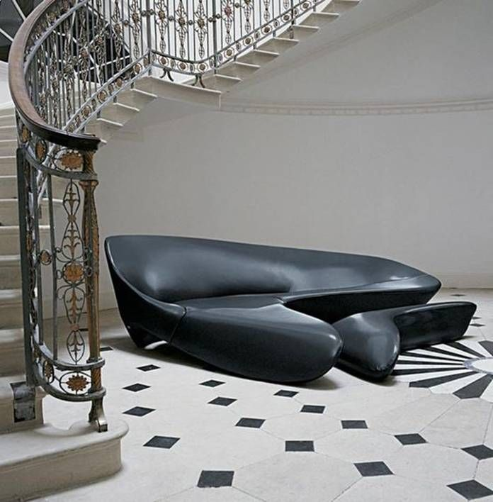 Discover All The Information About The Product Corner Sofa / Organic Design  / Fabric / By Zaha Hadid MOON SYSTEM   Bu0026B Italia And Find Where You Can Buy  It.