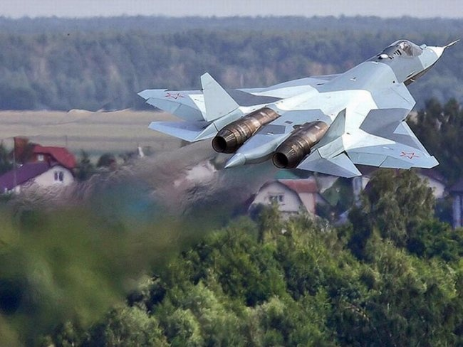 Of the jets in production that promise to take military fighters deep into the 21st century and beyond, the U.S. F-35, the Chinese J-20, and the Russian Sukhoi T-50 PAK FA are at the top of the heap.