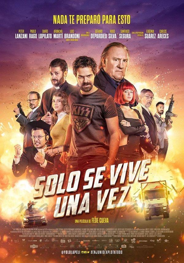 Estrenos de Cine de la Semana… 12 de Octubre 2017