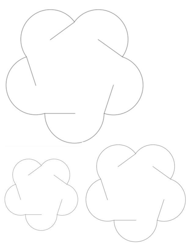 Paper Flower Ball - Petal Shape.png