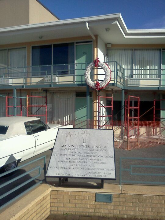 National Civil Rights Museum in Memphis, TN