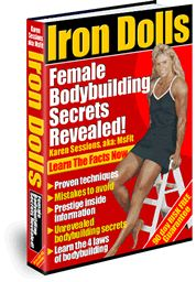 Female Bodybuilding Diet to Build Muscle AND Burn Fat!