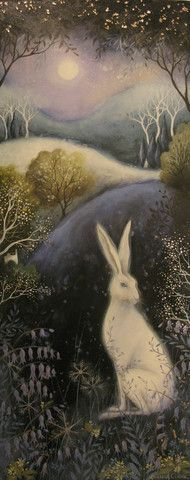 Bluebell Moon by Amanda Clark