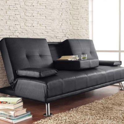 Calico Klik Klak Sofa Bed with Drop Down Table Sears Sears Canada