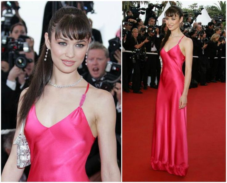 Olga Kurylenko`s body measurements