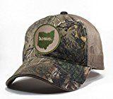 Ohio State Buckeyes Camo Hat