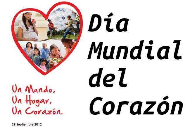 29 de Septiembre – Día Mundial del Corazón – Un Mundo – Un Hogar – Un Corazón http://www.yoespiritual.com/reflexiones-sobre-la-vida/29-de-septiembre-dia-mundial-del-corazon-un-mundo-un-hogar-un-corazon.html