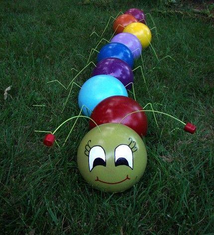 Bowling Ball caterpillar