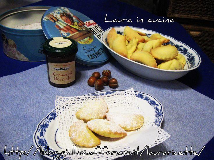Raviole alla crema di nocciole, ricetta dolce