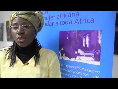 VIDEO DE LA SEMANA: Vanesa Koutouan, Premio a la Igualdad de la Mujer Africana