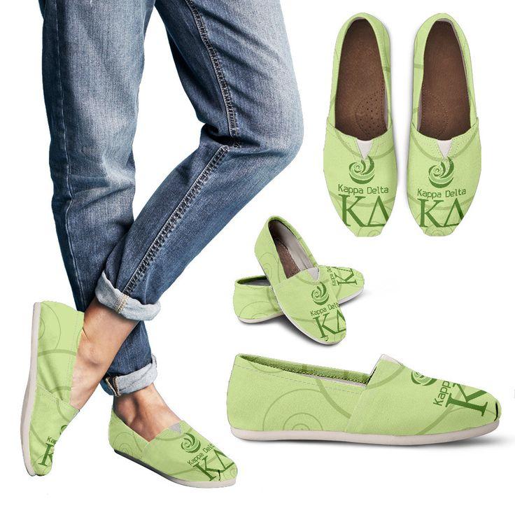 Kappa Delta Women's Casual Shoe