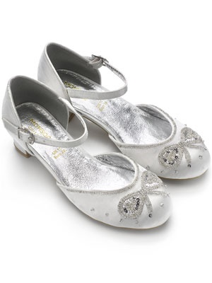 Flowergirl shoes number 1