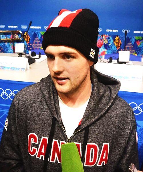 Jamie Benn #Sochi2014