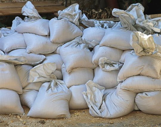 MAY 29 Why Sandbags Should Be Part of Your Preps available from: http://www.uline.com/Product/Detail/S-8419W?pricode=WU994_source=Amazon_medium=cpc_term=S-8419W_campaign=Bags%2C%2BPoly%2B%2F%2BPlastic