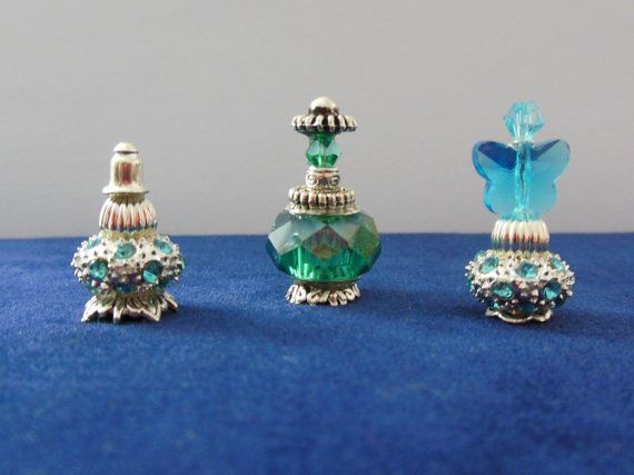 Miniature bottle by LittleBitsnMore on Etsy