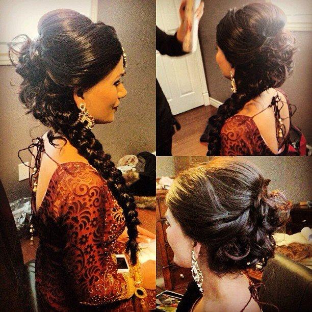 Hair Style: Rav B Beauty Concepts