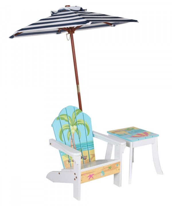 Kids Adirondack Chair And Table Set With Umbrella Age For High Restaurant Pin By Erlangfahresi On Desk Office Design Toys Best Color Furniture You Check More