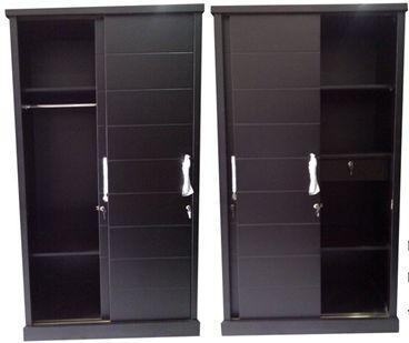 lemari pakaian minimalis sliding 3 pintu