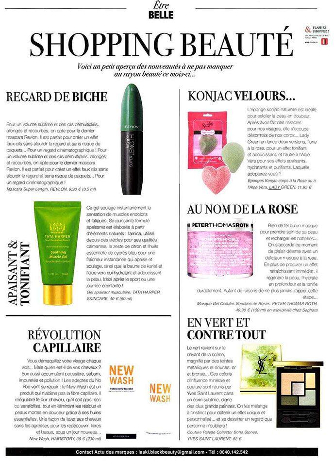 La Presse magazine parle de nous - Lady Green