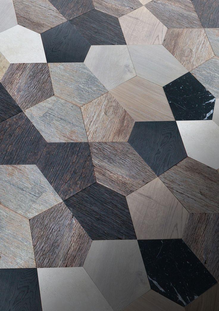 Wooden parquet PENTHA - @ideeparquet More