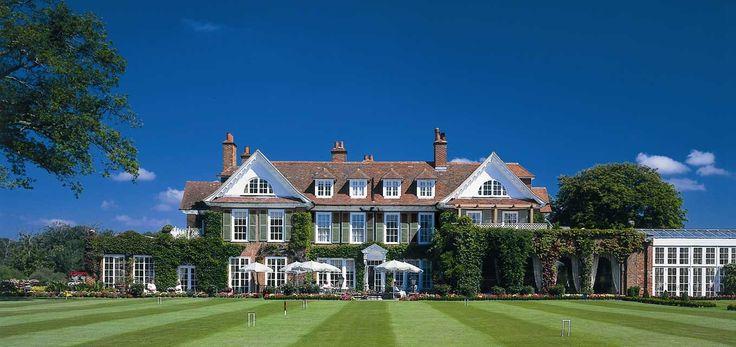 Cliveden House Sister Hotel | Chewton Glen Hotel & Spa in Hampshire