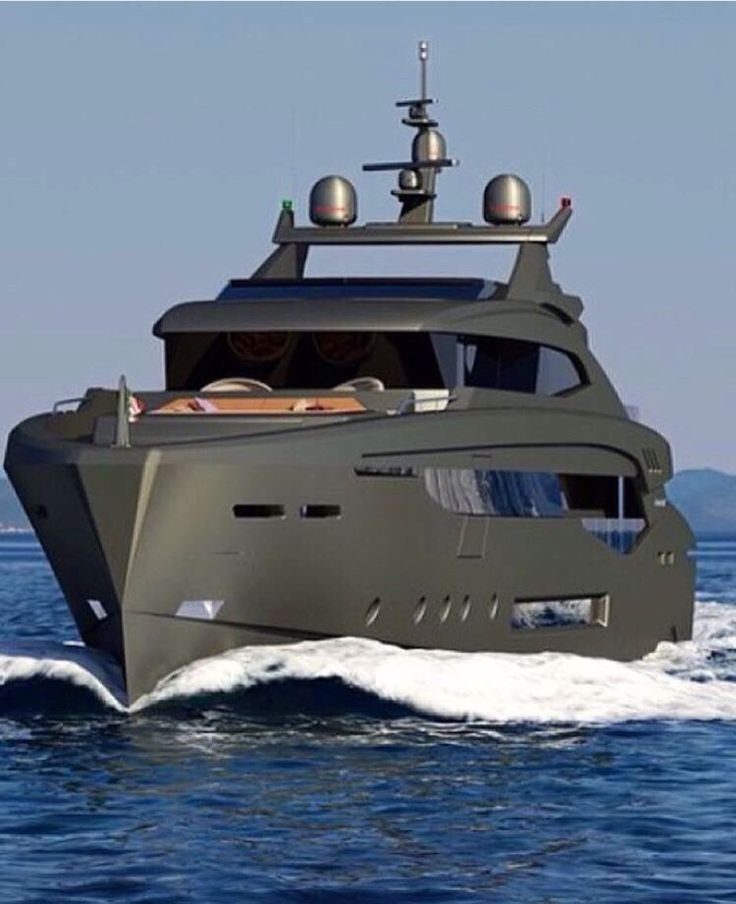 #Superyacht Zodiac in a stunning grey design. Inspiration to #TransformYourYacht with us at @WildGroupIntl. #ThinkFoilsAndFilms