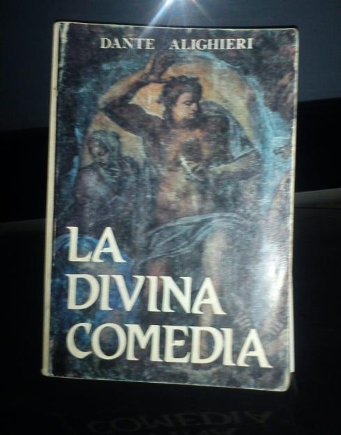 Uno de los libros que a mi parecer merecen ser leídos es la Divina Comedia de Dante Aliguhieri. Nos muestra el inframundo y sus diversos círculos que contiene el Hades.