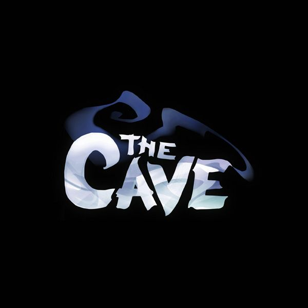 Logo for The Cave