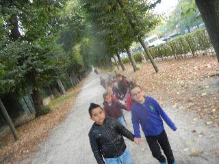 Welkom op de blog van kleuterschool Tichelrij: Thema Herfst - juf An