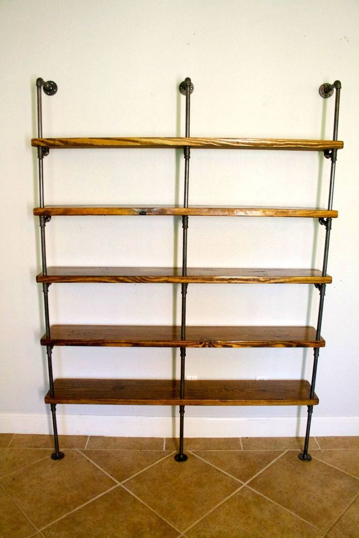 1228 best Product Envy images on Pinterest | Pipe shelving ...