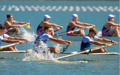 How to Watch Rio 2016 Olympic Rowing Live Streaming and Telecast?