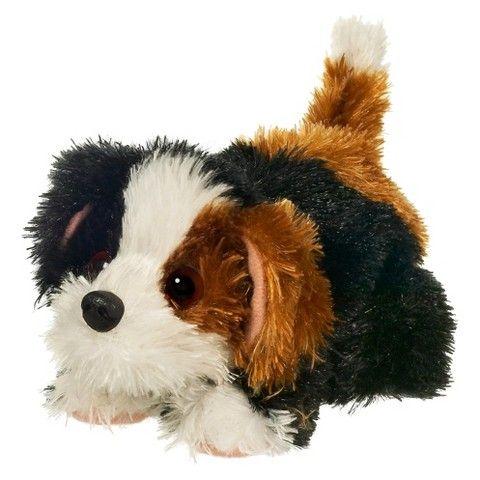Furreal Friends Snuggimals Snug-A-Barky - Tricolor Dog