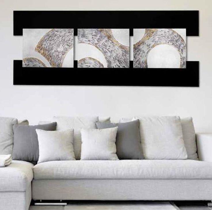 Cuadros modernos cuadros en resina pinturas pinterest - Tablero vidrio malm ...