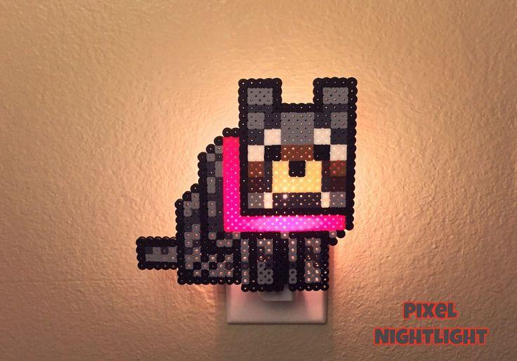 Bead Minecraft Perler Wolf Patterns