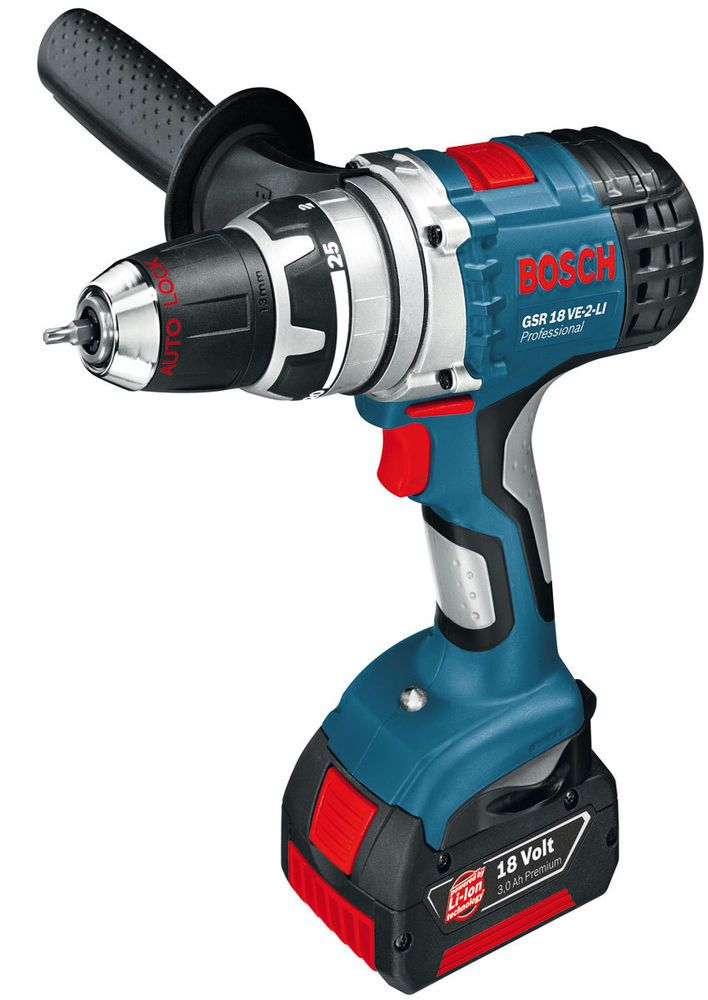 Bosch Professional Cordless Drill Driver Body Only Tool Optimized Torque