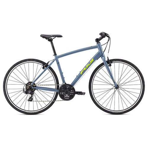 Cheap Fuji road bikes Sale: Fuji Absolute 2.3 Flat Bar Road Bike - 2017