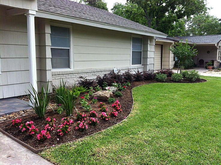 Backyard Landscaping Ideas In Texas : Texas landscaping, Landscaping and Engine on Pinterest