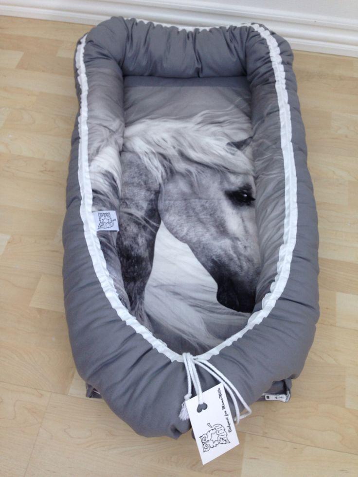 Babyrede med hest